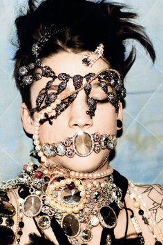 Jewellery overdosed