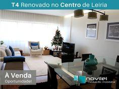 Apartamento T4 renovado no centro de Leiria na Rua de São Francisco junto ao Teatro José Lúcio da Silva e Maringá. Oportunidade!  #apartamento #leiria #t4 #apartment #realestate #portugal #venda #imoveis #novilei #imobiliaria