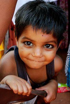 Indian's children