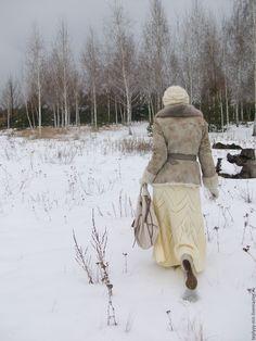 """Купить Юбочка """"Зимняя сказка"""" - белый, молочный цвет, юбка вязаная, юбка на…"""