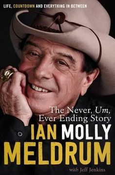 The Never, Um, Ever Ending Story: Life, Countdown and everything in between by Molly Meldrum, Ending Story, Christmas Books, Book Gifts, Record Producer, Nonfiction Books, Along The Way, Memoirs, New Music, Book Review