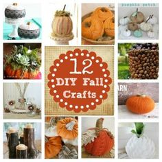 9 Easy Fall Crafts to Make this Autumn - Home Stories A to Z