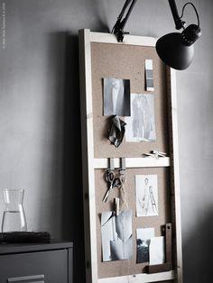 IVAR - kanske mest känd som den praktiska lagerhyllan - har så många uttryck. På jobbet ser vi gärna IVAR i alla roller och mixar trärena ytor med grå plåtskåp för en stilsäker karaktär.