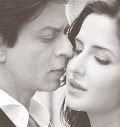 Shahrukh Khan and Katrina Kaif - Jab Tak Hai Jaan (2012)