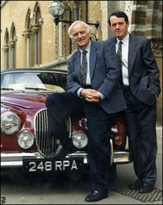 Inspector Morse couldn't get close to his sidekick. So didn't care for Inspector,Lewis either.  Not like Morse.