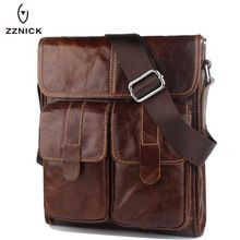 Like and Share if you want this  ZZNICK 2017 New Men Genuine Leather Messenger Bag Fashion Design Oil Wax Cowhide Leather Crossbody Shoulder Bag Men Casual Bags     Tag a friend who would love this!     FREE Shipping Worldwide     Get it here ---> http://fatekey.com/zznick-2017-new-men-genuine-leather-messenger-bag-fashion-design-oil-wax-cowhide-leather-crossbody-shoulder-bag-men-casual-bags/    #handbags #bags #wallet #designerbag #clutches #tote #bag