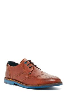 Ted Baker London - Joorge Wingtip Oxford at Nordstrom Rack. Free Shipping on orders over $100.