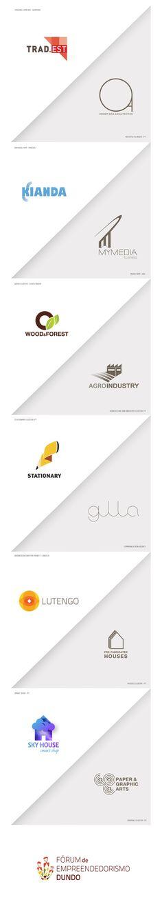 Logo Designs / some logos by NUNO NETO, via Behance