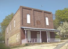 The Southerly: The Old Mill Town of Rex, GA