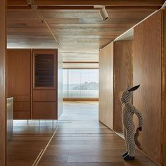 """Dana Tomic Hughes on Instagram: """"From the artful concept development, through to the warm fluid geometry in the final design, this recently completed refurbishment of a Sydney waterfront #apartment by @chenchowlittle is seriously extraordinary stuff.  @peterbbennetts #Yellowtrace #YellowtraceInteriors #YellowtraceArchitecture #YellowtraceInAus #AustralianArchitecture #ChenchowLittle http://www.yellowtrace.com.au/chenchow-little-darling-point-apartment/"""""""