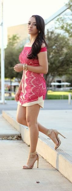 Rose Red Lace Dressby MayteDoll