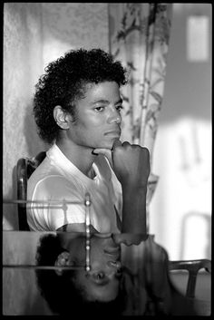 Michael Jackson | by Todd Gray, Off the Wall era, c. 1980