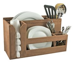 Think you could build one of these for us? Would save lots of cabinet space with all the main dishes compacted!