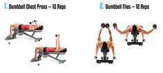[WOTM, 08/2014] Reconstruct Your Physique Over Lunch With The 30 Minute Total Body Blaster Circuit — Lean It UP Fitness