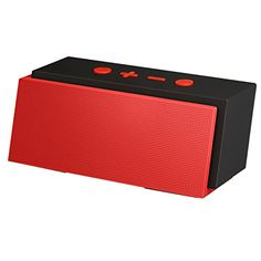 Inateck Marsbox Bluetooth 4.0 Wireless Speaker with 15 Hour Playtime, Stereo High-Def Sound Speaker with 2x 5 Watts Drivers