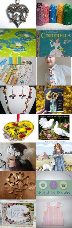 """Abundant Blessings"" #5 CAST Promotional Treasury"