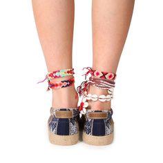 Slipo cuerda marino natural | MIPACHA Shoes | Spring/Summer 2015 | Handmade in Peru | Festival Shoes