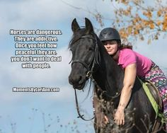 Ain't that the truth? Inspirational Horse Quotes, Cowgirls, Positive Thoughts, Equestrian, Feel Good, Wisdom, Positivity, Horses, Lifestyle