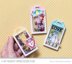 Tag Builder Blueprints 5, All Heart, So Much Love, All Heart Die-namics - Anna Kossakovskaya #mftstamps