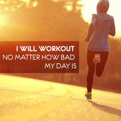 I tend to find that no matter how bad or stressed out I am, a workout session makes it all better.  Give it a try.  It works! Join us today for #MondayMadness !!! #FitDance 9:15am &  #BootCamp 6:15pm