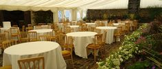Garden Party  marquee hire rental in Gloucestershire, Bristol, London, The Midlands & The South West