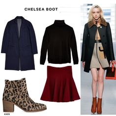 How to Style Chelsea Boots | Fall Trends | keatonrow.com
