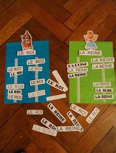 manipulation de mots en utilisant du scratch Nursery Activities, Autism Activities, Activities For Kids, Chateau Moyen Age, Teacher Organization, Preschool Kindergarten, Learn To Read, Kids Education, Writing