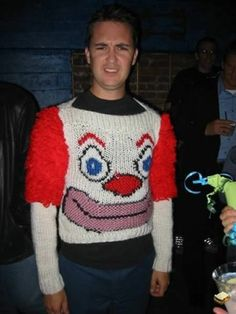"""The Greatest """"Worst Sweaters Ever"""" (18 pics) - Seriously, For Real?"""