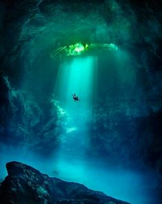 Omg beautiful Cenotes in Mexico