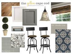 The Yellow Cape Cod Design Studio has openings for new online design projects! If you're interested in making a reservation, now is the ...
