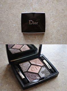 Finally got the Dior coquette eyeshadow palette!!
