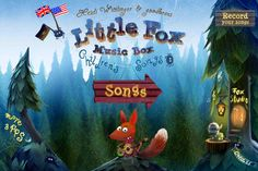 Little Fox Music Box – Kids songs – Sing along De Shape Minds and Moving Images GmbH https://itunes.apple.com/es/app/little-fox-music-box-kids/id499541243?mt=8