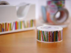 MT Washi Tape Books (MTEX1P112) Japanese Masking Tape MT Tape 2015 Autumn Winter Collection by WashiWednesday on Etsy https://www.etsy.com/listing/244987370/mt-washi-tape-books-mtex1p112-japanese