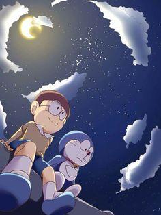 Aesthetic Cute Doraemon And Nobita Wallpaper Hd Doremon Cartoon, Iphone Cartoon, Cartoon Images, Images Gif, Cartoon Drawings, Cartoon Characters, Fictional Characters, Cartoon Wallpaper Hd, Mickey Mouse Wallpaper