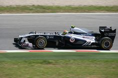 P19: Pastor Maldonado (VEN) - Williams-Cosworth FW31 - 1 Point #motorsport #racing #f1 #formel1 #formula1 #formulaone #motor #sport #passion