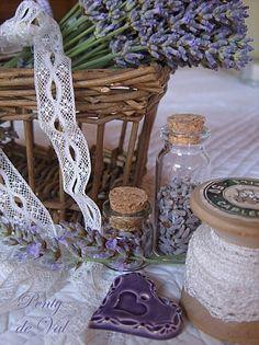 Lavender:  #Lavender and lace.