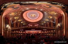 Wang Theater, Boston by Dirk Paessler, via Flickr