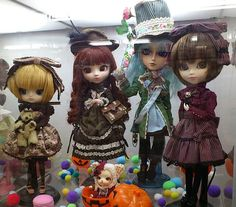 Sneak Peek: Pullip,Taeyang,Dal,Byul, Isul 2012 Doll - The Dolly Insider