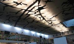 Books roof- Fondo de Cultura