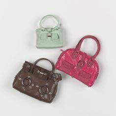 5th Avenue (Brown) (2005)  RTW Boutique Bag   Brighton (Green)  RTW Boutique Bag   Lexington Red  RTW Boutique Bag  LE2000 EACH
