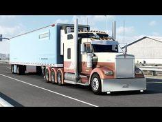 American Truck Simulator, Trucks, Truck