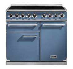 Falcon 1000 Deluxe Inductie China Blue 1000DELUXEINDUCTIONBLUE