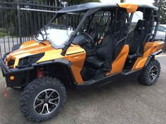 New 2016 Can-Am Commander MAX Limited 1000 ATVs For Sale in Washington. 2016 Can-Am Commander MAX Limited 1000, This is the do everything, take everyone, go anywhere, fully loaded utility vehicle. One only, and at $2000 off, it needs to be yours. 2016 Can-Am® Commander MAX Limited 1000 THE ULTIMATE FULLY-LOADED 4-SEATER Take the ultimate ride with a fully-loaded side-by-side vehicle. Features may include: 85-HP ROTAX 1000 V-TWIN ENGINE CATEGORY-LEADING PERFORMANCE Liquid-cooled, 8-valve…