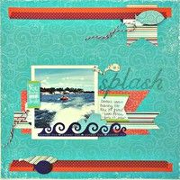 A Project by jennyevans from our Scrapbooking Gallery originally submitted 07/16/12 at 10:41 PM