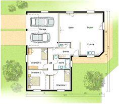 1000 images about construire une maison on pinterest bbc cheap bookcase a - Maison basse consommation ...