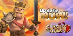 Clash Of Clans : équilibrage et mise à jour d'octobre 2016