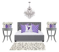 """Untitled #14"" by bruhitsbriannas on Polyvore featuring interior, interiors, interior design, home, home decor, interior decorating, Somerset Bay, Dot & Bo and Kensie"
