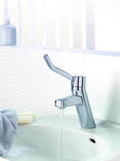 De KLUDI PROVITA is leverbaar met en zonder afvoerwaste.