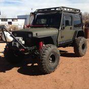 "1989 Jeep Wrangler YJ 4X4, 2-Door 4.0L Rock Crawler ""NO RESERVE"""