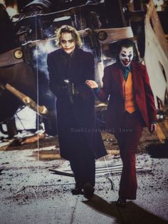 Joker Heath, Joaquin Phoenix, All Jokers, Joker Y Harley Quinn, Joker Pics, Non Plus Ultra, Best Villains, Blockbuster Movies, Batman Universe